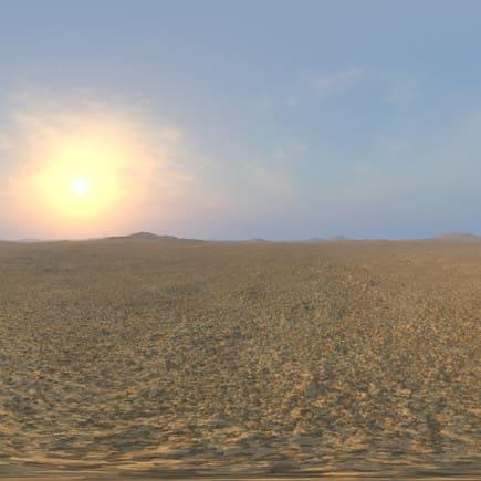Late Morning Desert 3 HDRI Sky