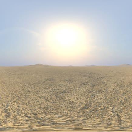 Midday Desert 3 HDRI Sky