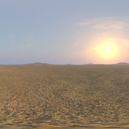 Afternoon Desert 3 HDRI Sky