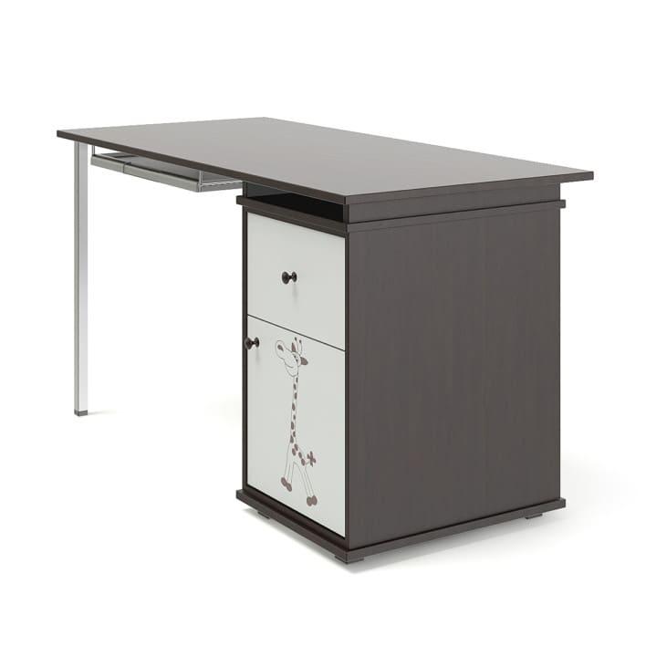 Dark Children's Desk
