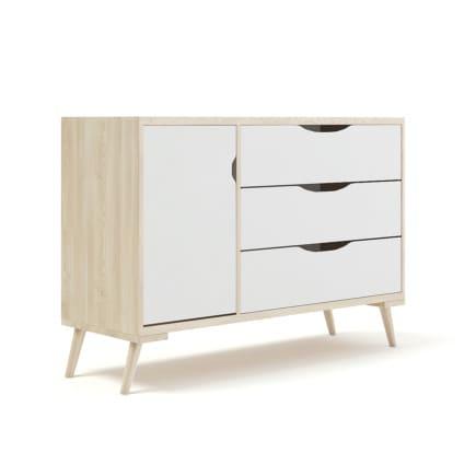 Wooden Children's Cabinet