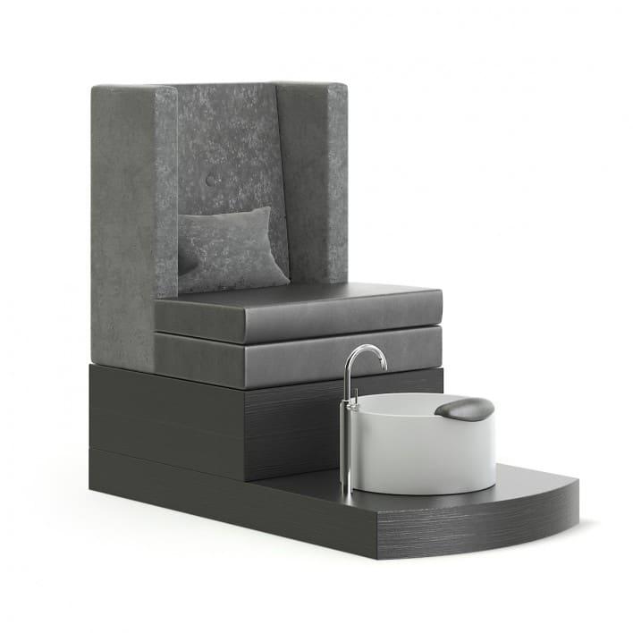 Pedicure Chair 3D Model
