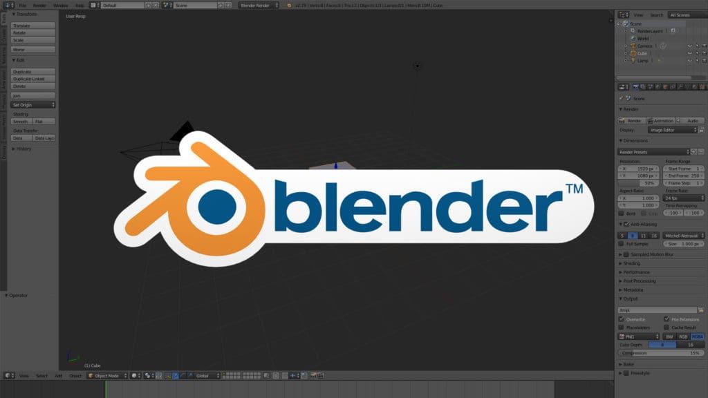Is Blender for Professionals?