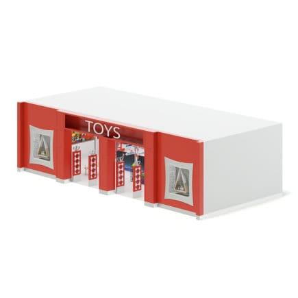 Toys Store 3D Model