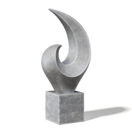 Concrete Sculpture 3D Model