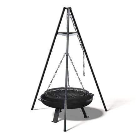 Tripod Barbecue 3D Model