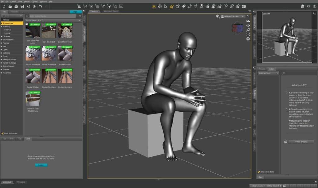 10 Best Free 3D Software