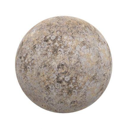 Beige Rough Stone PBR Texture