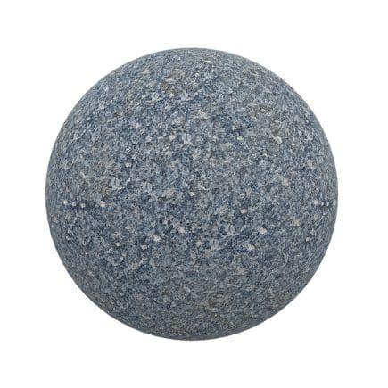 Blue Granite PBR Texture