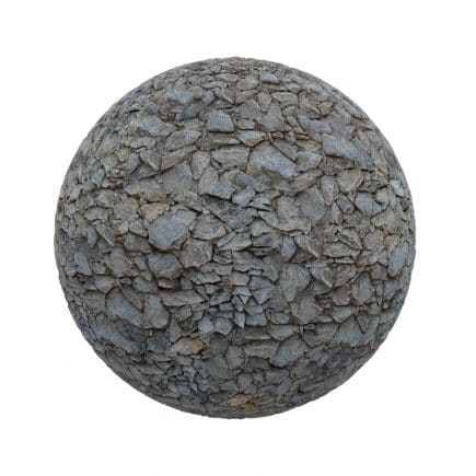 Gravel PBR Texture