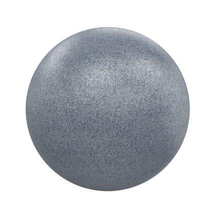 Grey Shiny Stone PBR Texture