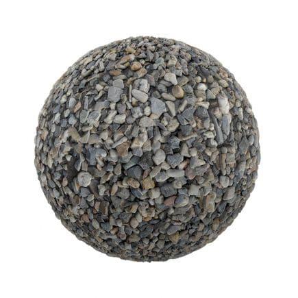 Pebbles PBR Texture