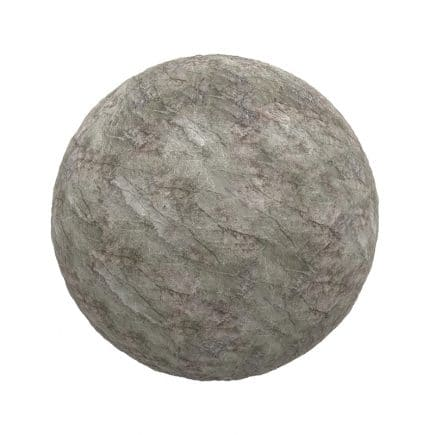 Rough Grey Stone PBR Texture