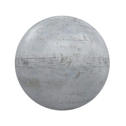 Scratched Grey Stone PBR Texture