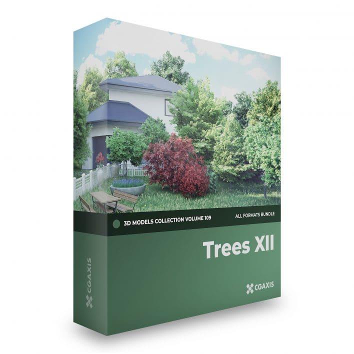 trees 3d models