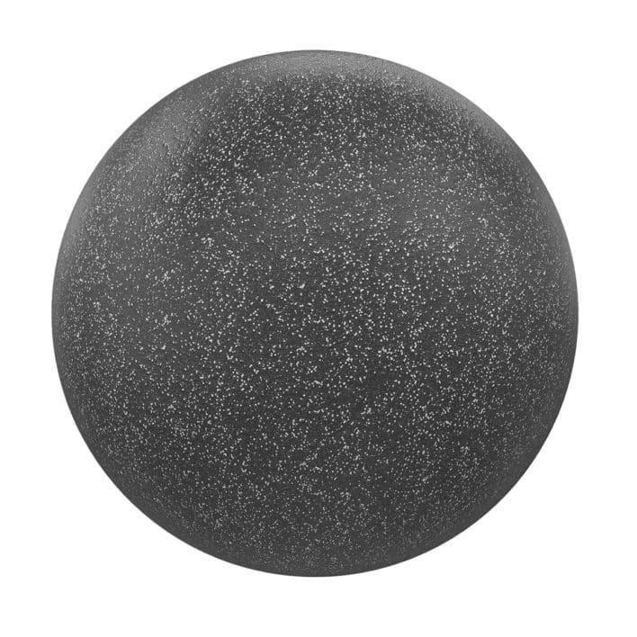 black concrete pbr texture