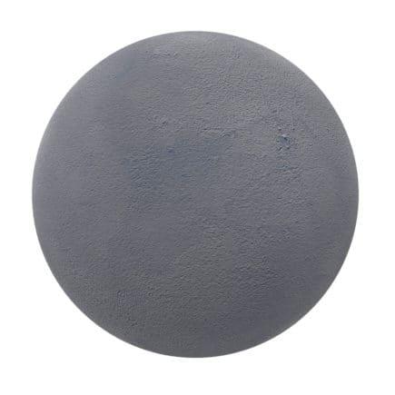 Blue Concrete PBR Texture