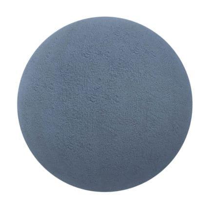 Blue Fabric Fabric PBR Texture