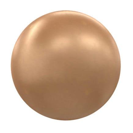 Copper Metal PBR Texture