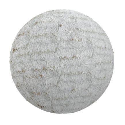 Furry Fabric PBR Texture