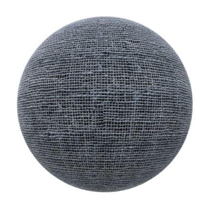 Grey Fabric PBR Texture
