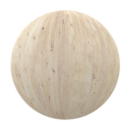 Light Wood PBR Texture