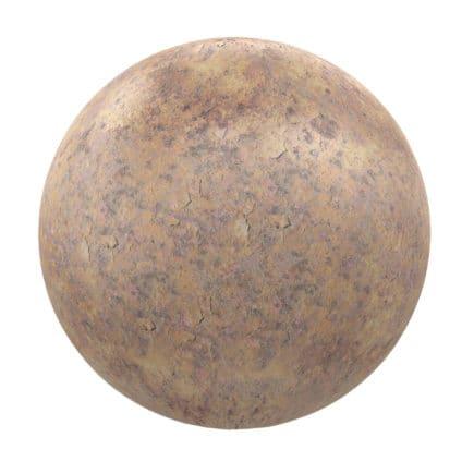 Old Metal PBR Texture