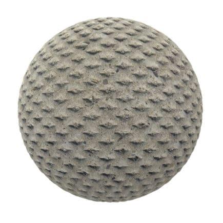 Patterned Concrete PBR Texture