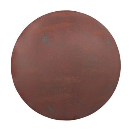 Red Painted Metal PBR Texture