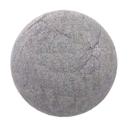 Rough Concrete PBR Texture