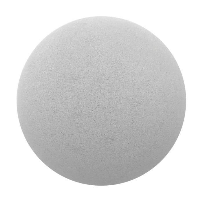 White Concrete PBR Texture