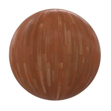 Wood Tiles PBR Texture