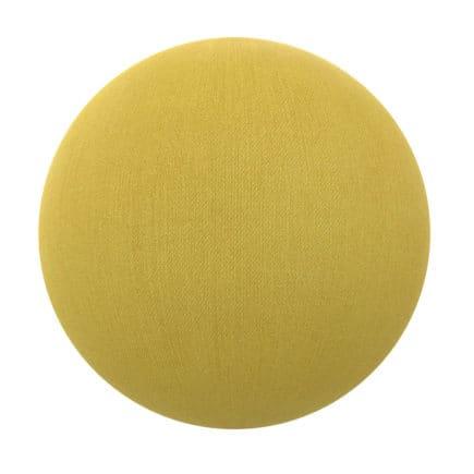 Yellow Fabric PBR Texture