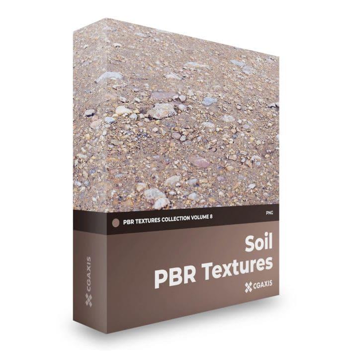 Soil PBR Textures