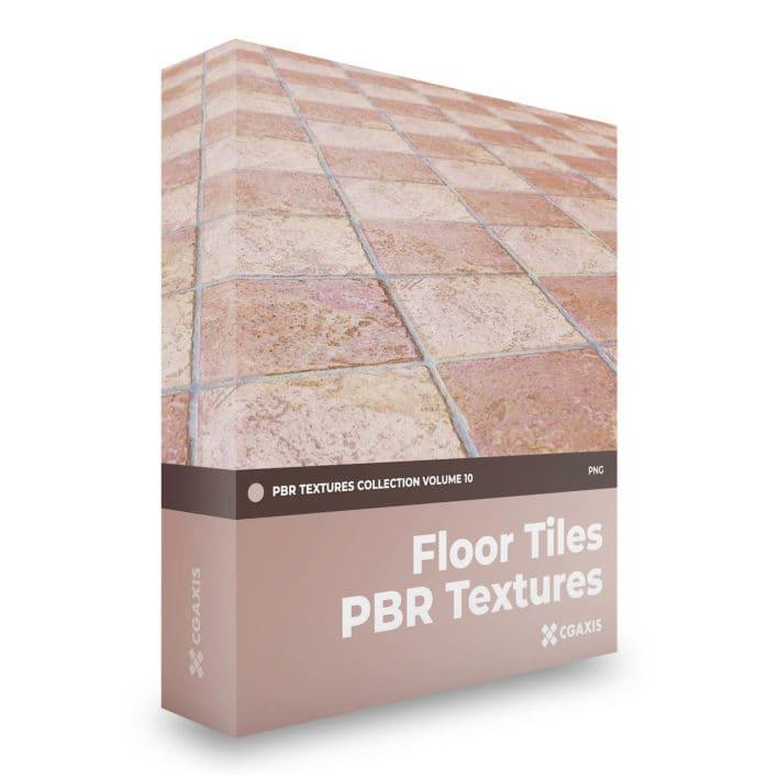 Floor Tiles PBR Textures