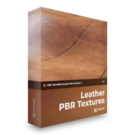 Leather PBR Textures