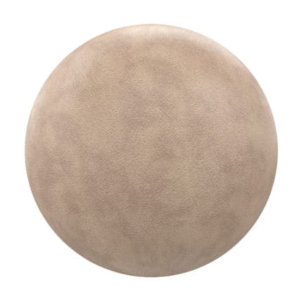 Beige Leather PBR Texture