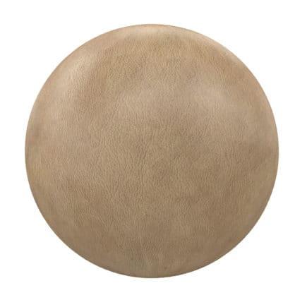 Beige Leather PBR Texture
