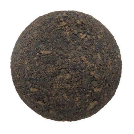 Brown Mud PBR Texture
