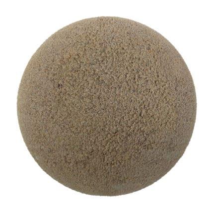 Dark Yellow Sand PBR Texture