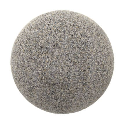 Gravel Pavement PBR Texture