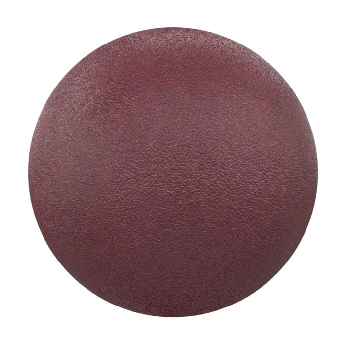 Purple Leather PBR Texture