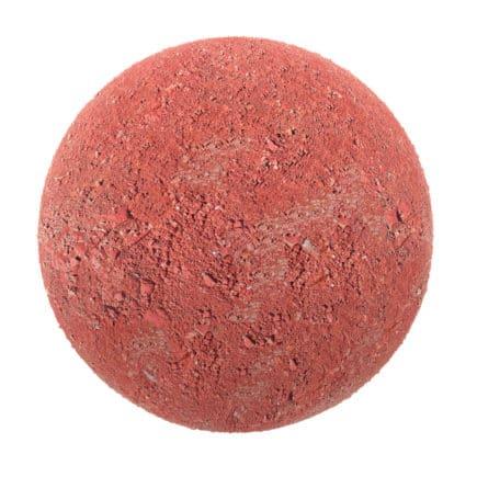 Red Dirt PBR Texture