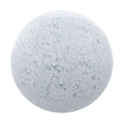 Cracked Frozen Lake PBR Texture