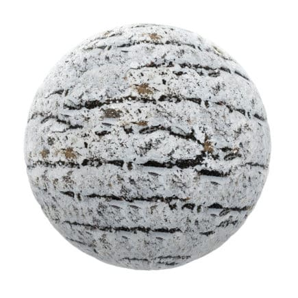 Frozen Ground PBR Texture