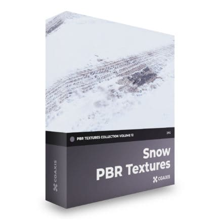 snow pbr textures