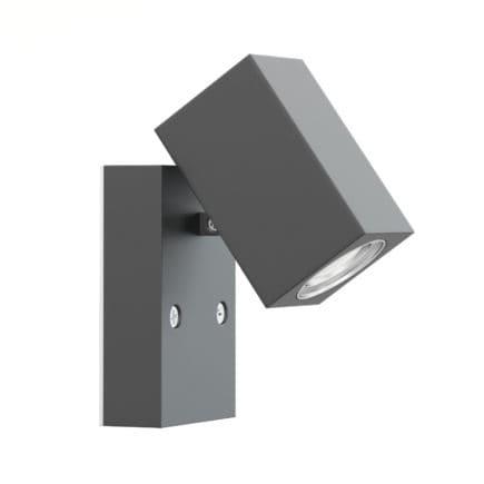 Black Wall Halogen 3D Model