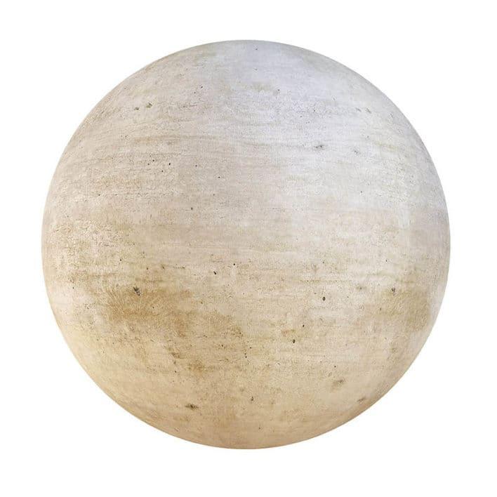 Dirty Light Wood PBR Texture