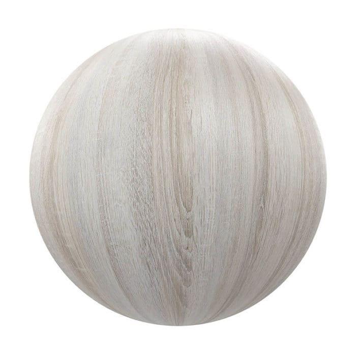 Grey Wood PBR Texture