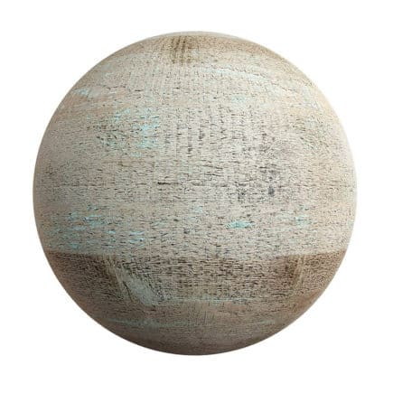 Rough Wood PBR Texture